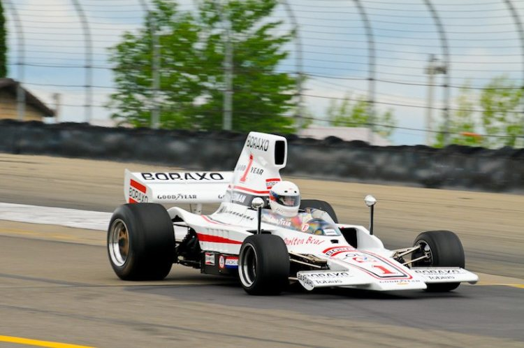 Charles Parsons - Lola T332c
