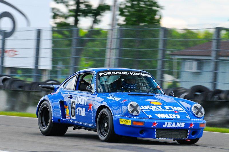Robert Newman Jr. - 1974 Porsche 911 RSR