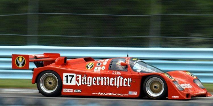 Jaegermeister 1985 Porsche 962 - Bill Hawe