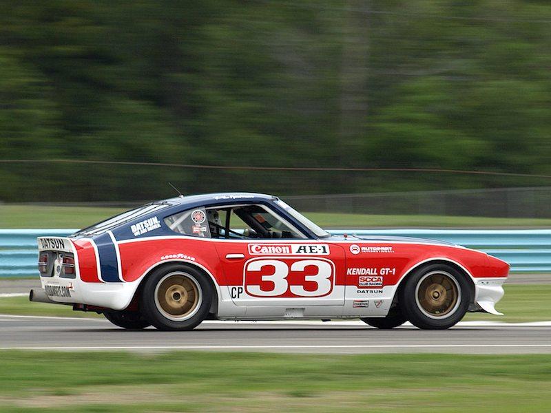 Datsun 240Z - Allan Robbins