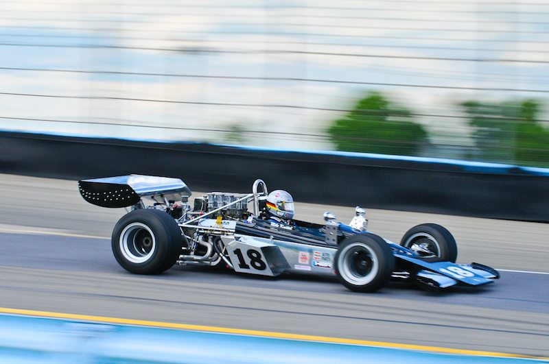 Michael Knittel - 1970 Chinook F5000