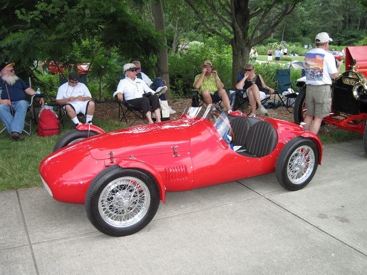 1956 Bandini Barchetta - Best of Class, Racing, All Years