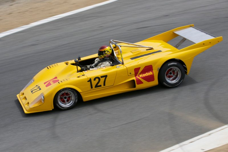 Lola T290 driven by Keith Frieser.