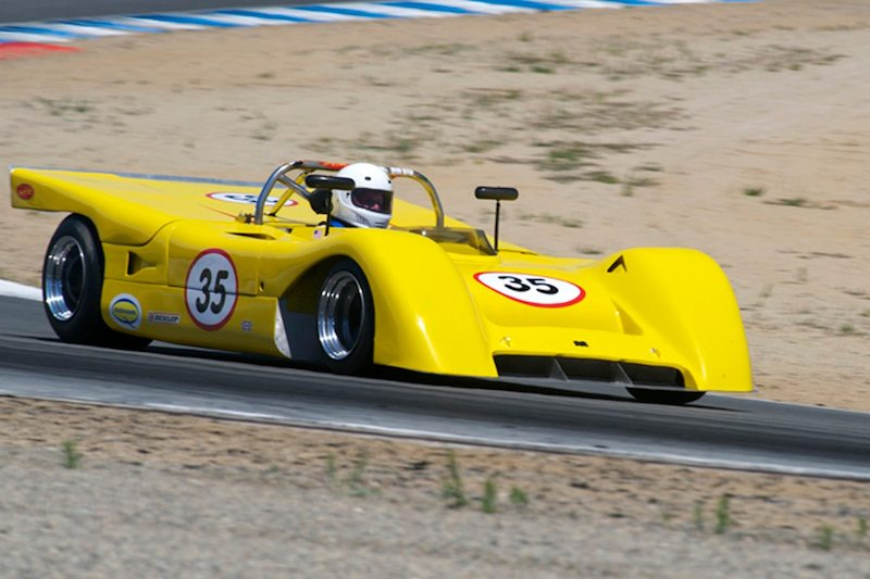 Howard Matloff's 1970 BM8 Martin.