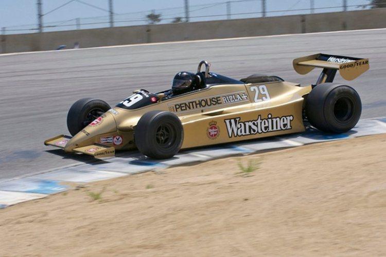 Rudy Junco - 1980 Arrows F-1