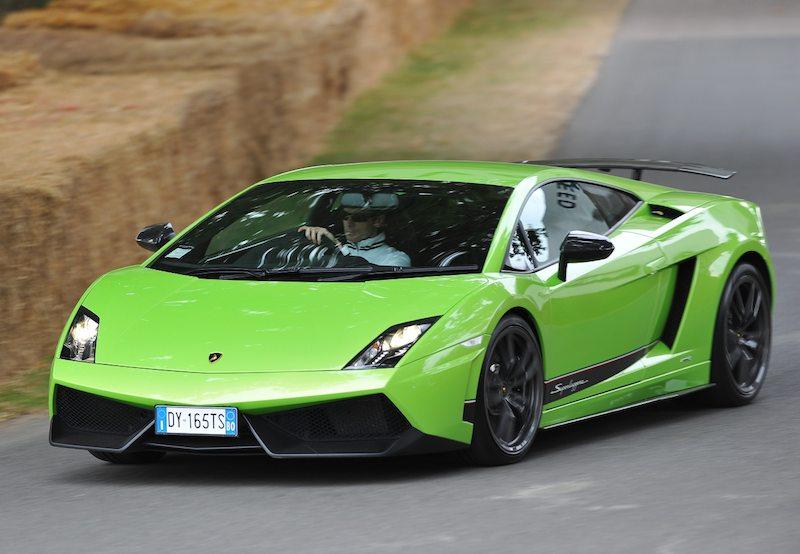 Lamborghini Gallardo LP-570 Superleggera
