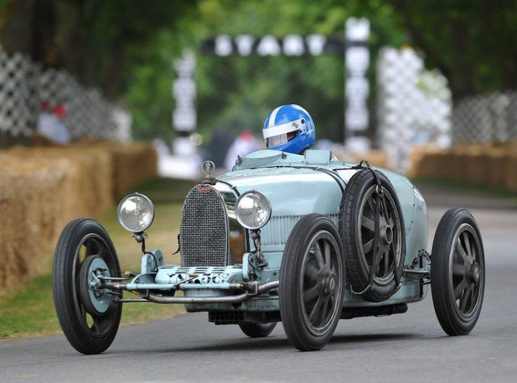 Bugatti Type 39 Grand Prix