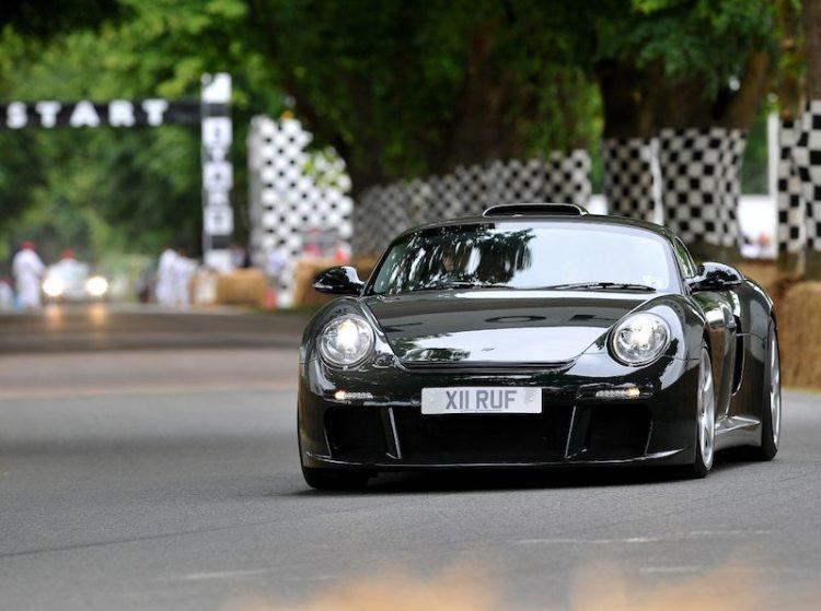 Ruf Porsche CTR 3