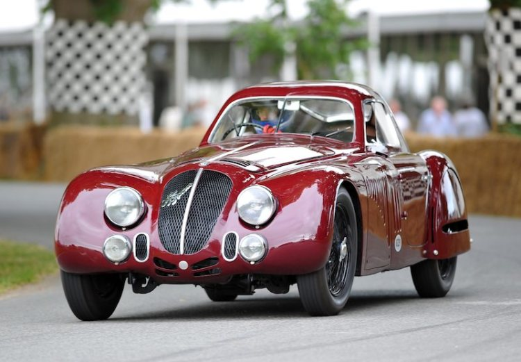 Alfa Romeo 8C 2900 B Speciale Tipo Le Mans
