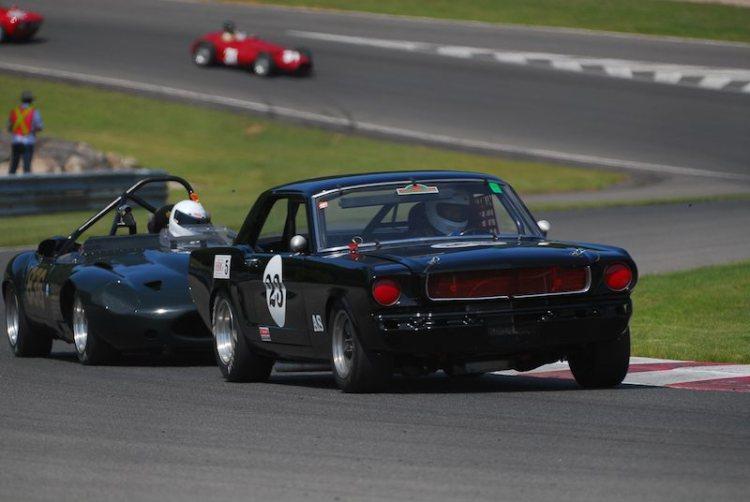 #23- Jim Peterman- Ford Mustang.
