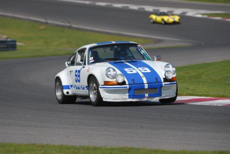 #59- Peter Stoneberg Porsche 911 RSR.