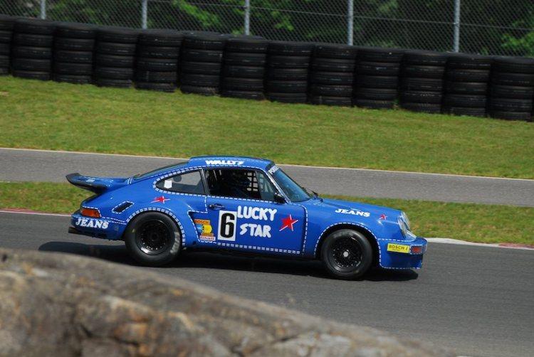#6- Robert Newman Jr. Porsche 911 RSR.