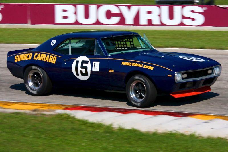 Sunoco Chevrolet Camaro Z28 - Patrick Ryan