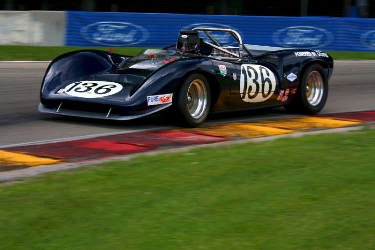 Lola T70 Mk IIIB Spyder - Bob Rowley