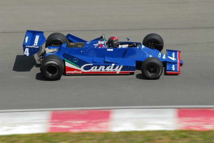 #4- Greg Galdi Tyrrell F1.