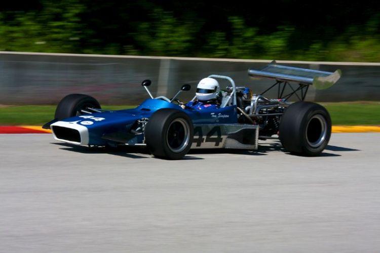 1969 McLaren M10B - Bruce Leeson