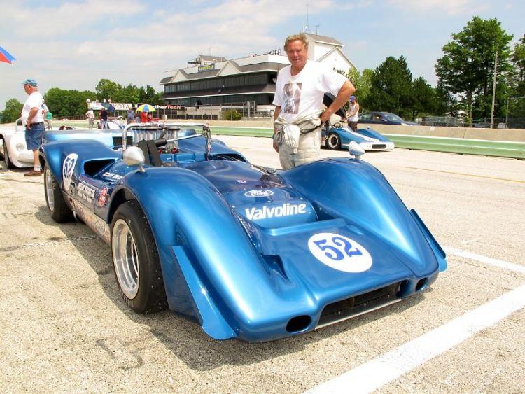 Joseph DiLoreto - McLaren M6B