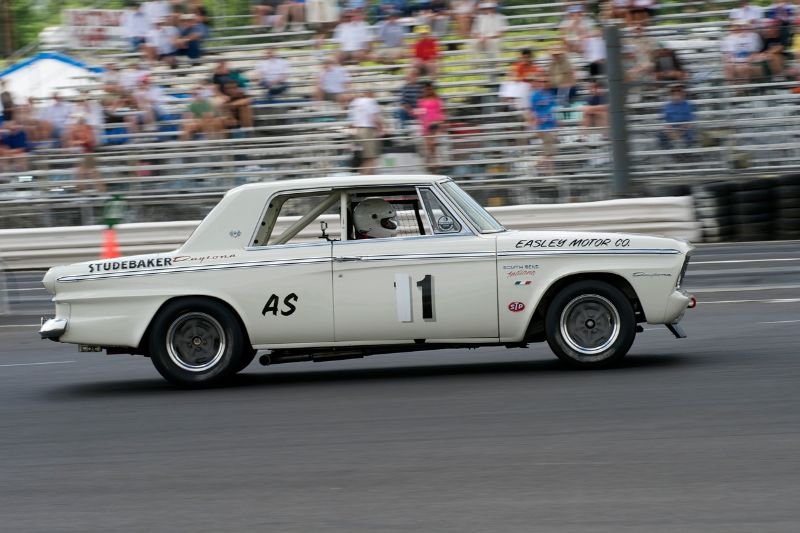 1964 Studebaker 'Daytona' driven by Jeff Taylor.