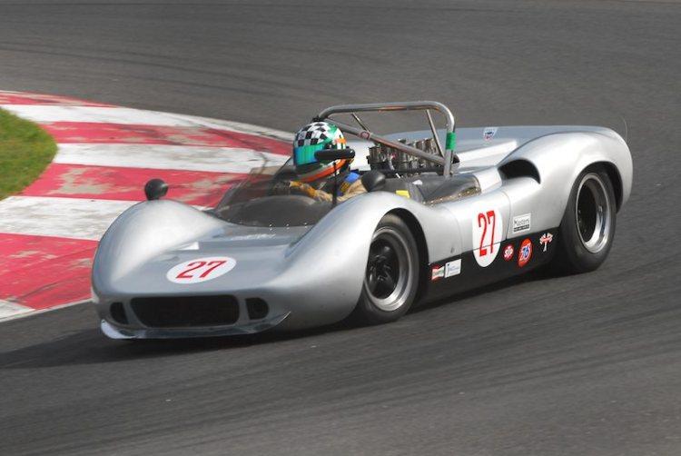 #27- John Monson- McLaren M1B.