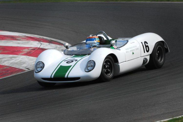 #16- Edith Arrowsmith Brabham BT8.