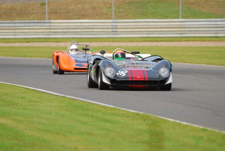 #36- Archie Urciuoli- Lola T70 Spyder.