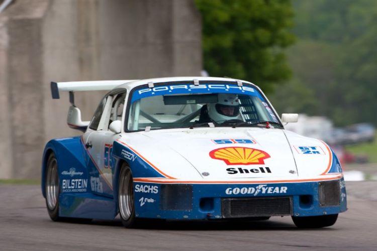 #59 Michael Ketten - 1974 Porsche 911 RSR