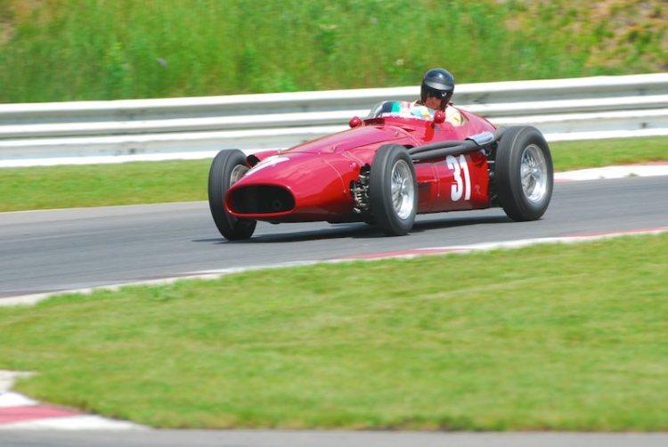 #31- Peter Giddings Maserati 250F.