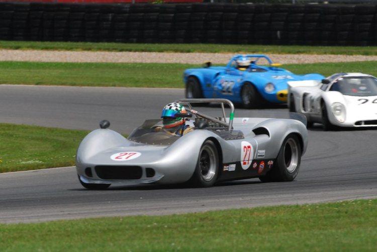#27- John Monson McLaren M1B.