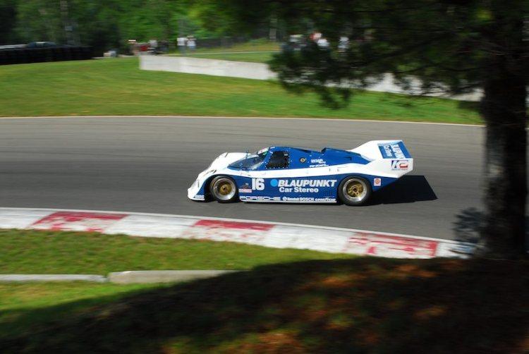 #16- Zak Brown Porsche 962.