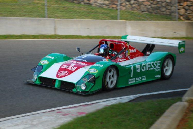 #1- Lawrence Stroll Ferrari 333SP.