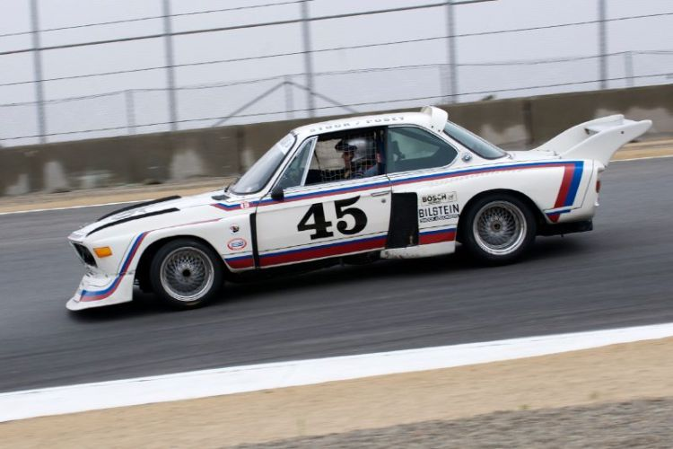 1974 BMW 3.0CSL Batmobile of Andrew Cannon.