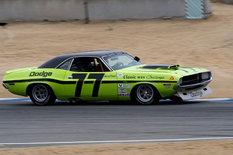 1970 Dodge Challenger driven Ken Epsman.
