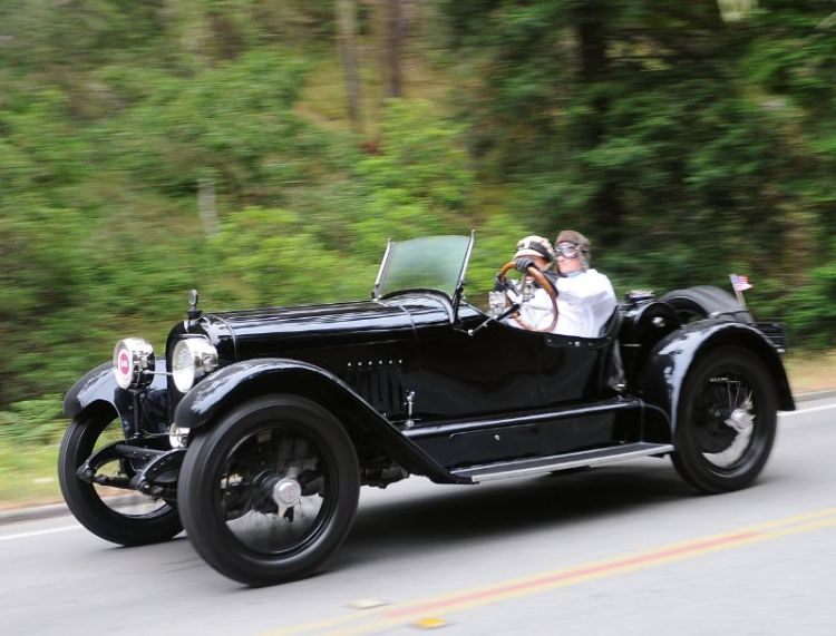 1920 Mercer Series 5 Raceabout, Tom and JoAnn Martindale