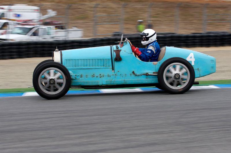 Nathanael Green's 1925 Bugatti Type 35.
