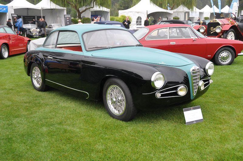 1955 Alfa Romeo 1900 CSS - Rhonda and Myron Cottrell