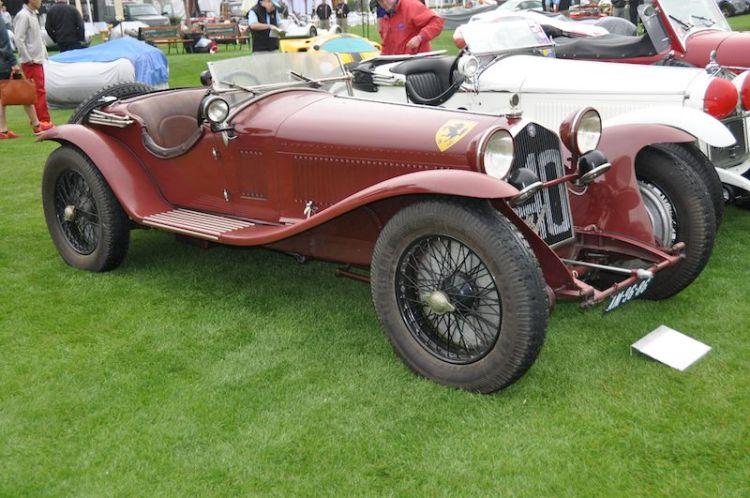 1932 Alfa Romeo 8C 2300 Corsa Spider Corto - Jack Braam-Ruben