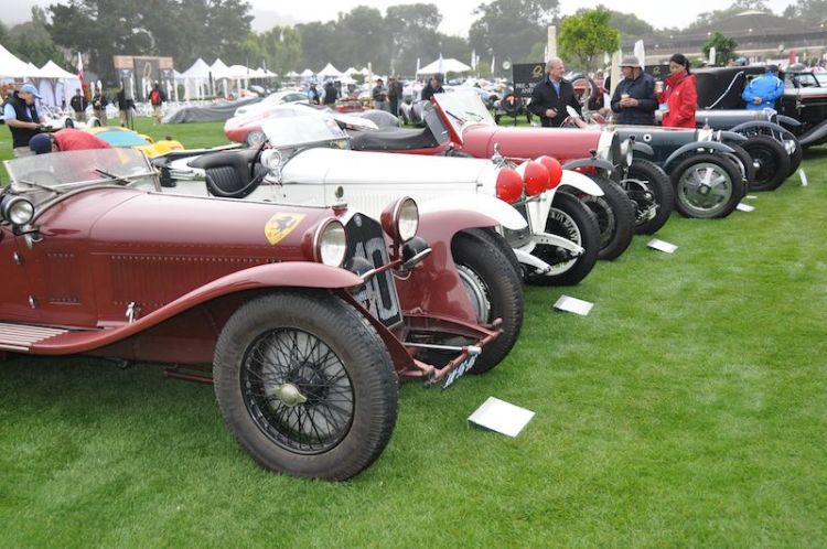 Pre-War Sports and Racing Cars