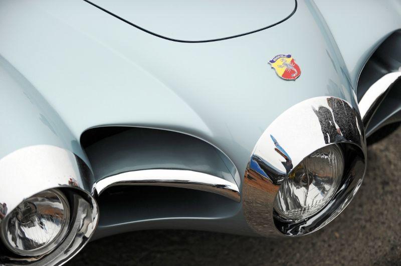 1952 Abarth 1500 Biposto Bertone B.A.T. 1, Chris Drake