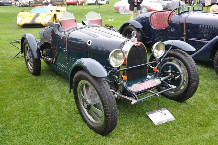 1927 Bugatti Type 35B - Philip Schudmak