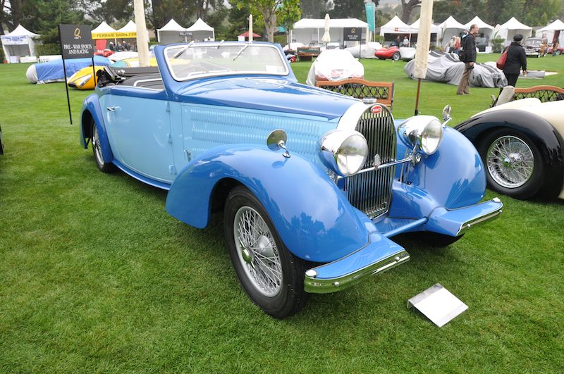 1936 Bugatti Type 57 Stelvio - Jim Taylor