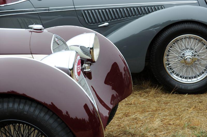 Pair of Alfa Romeo 8Cs