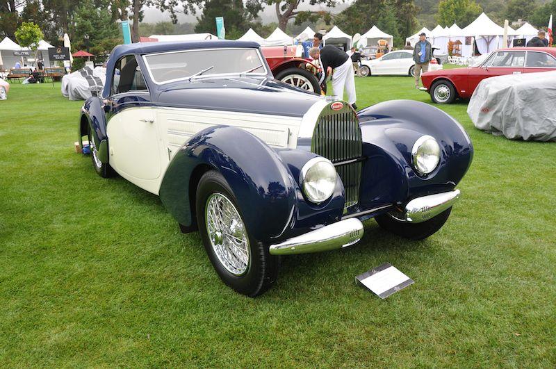 1939 Bugatti Aravis - Peter and Merle Mullin