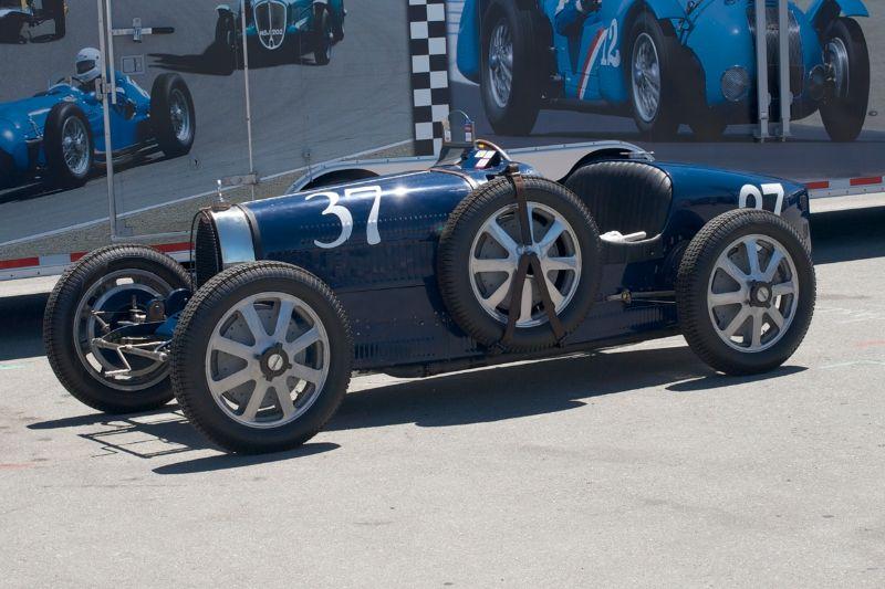 1928 Bugatti Type 37A.