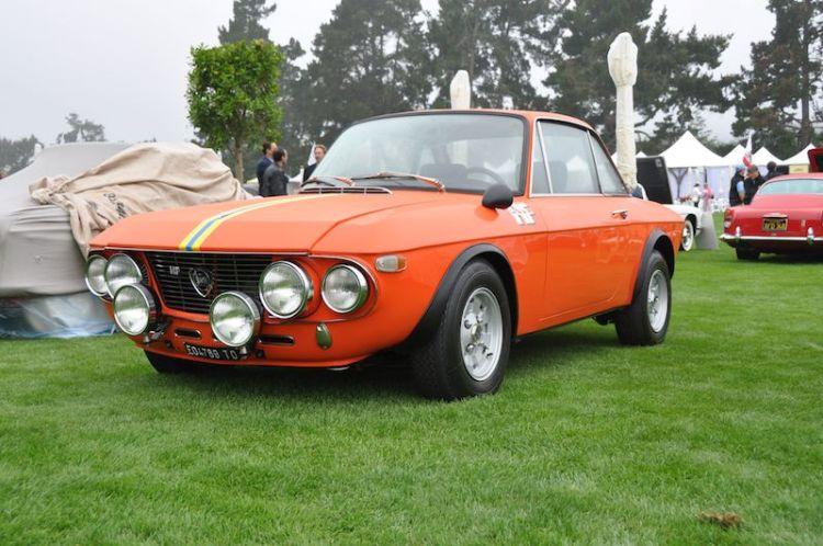 Lancia Fulvia 1.6 HF