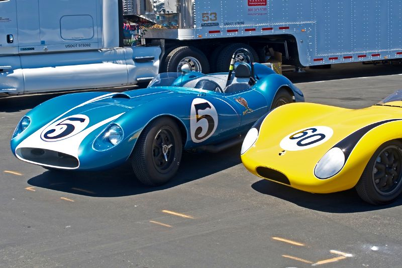 Don Orosco's Scarab. Both the Orosco Scarab and the Collier Collection Scarab are numbered 5.