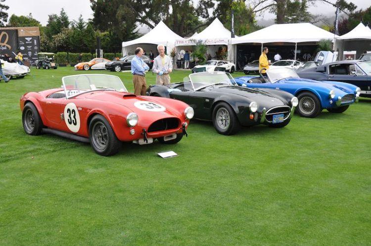 289 Shelby Cobra, 427 Shelby Cobra and 260 Shelby Cobra, CSX 2000