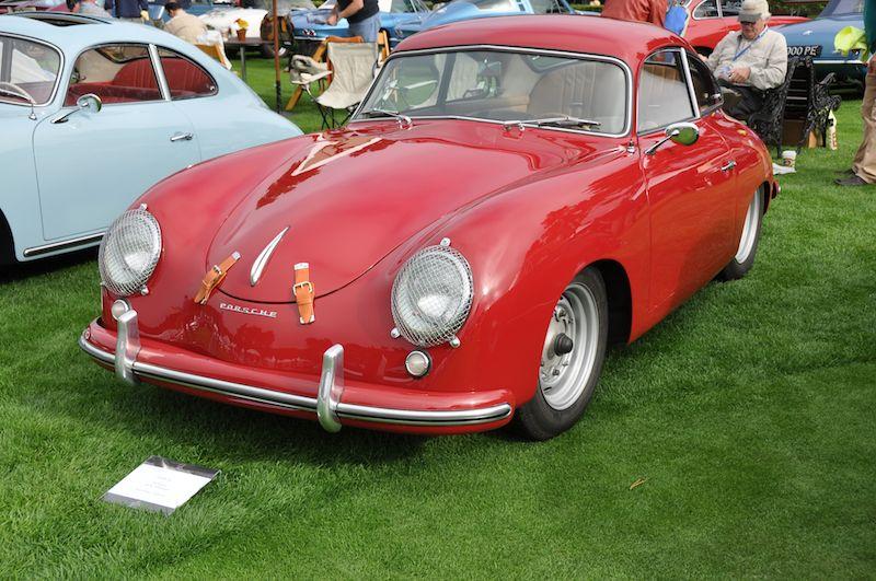 1953 Porsche 356 Pre A 1500 Super - Scott Emsley