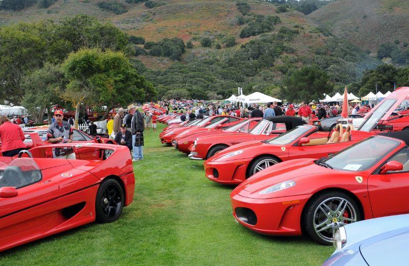 Ferrari Line-up