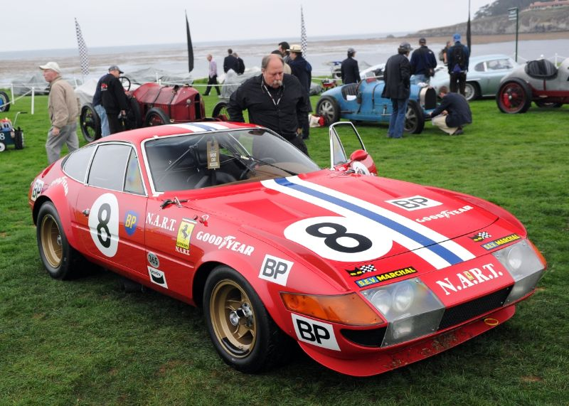 1973 Ferrari 365 GTB/4 Comp Scaglietti Berlinetta, William 'Chip' Connor