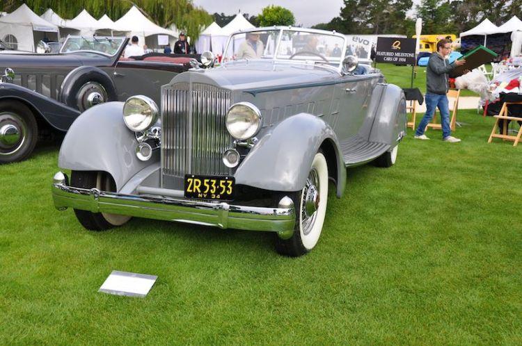 1934 Packard 1108 - Robert Lee